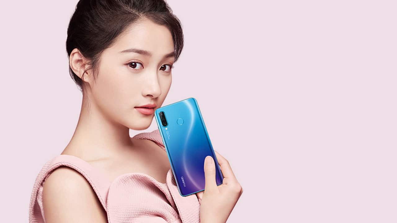 Huawei Nova 4e goes official in China, could be the upcoming