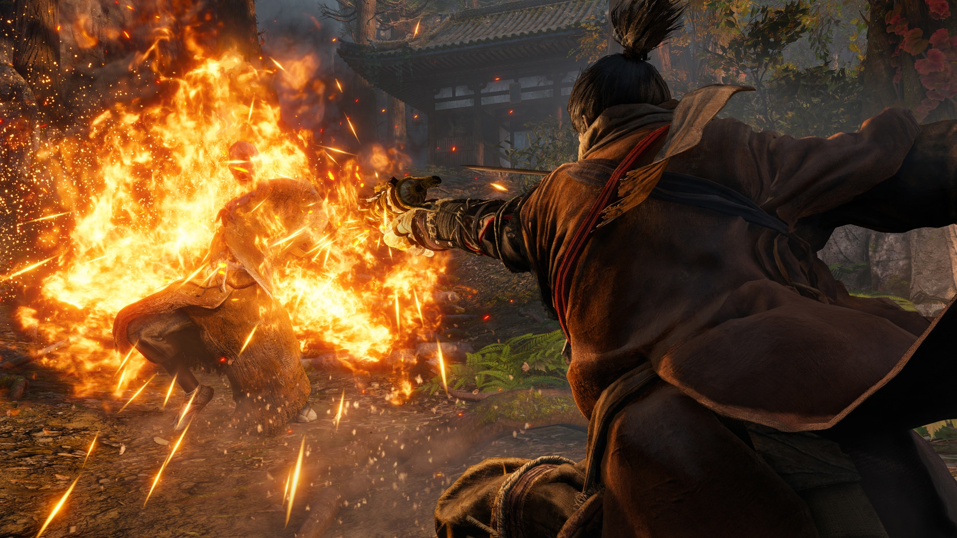 Sekiro Shadows Die Twice Is The Game Fit For Those Who Dare