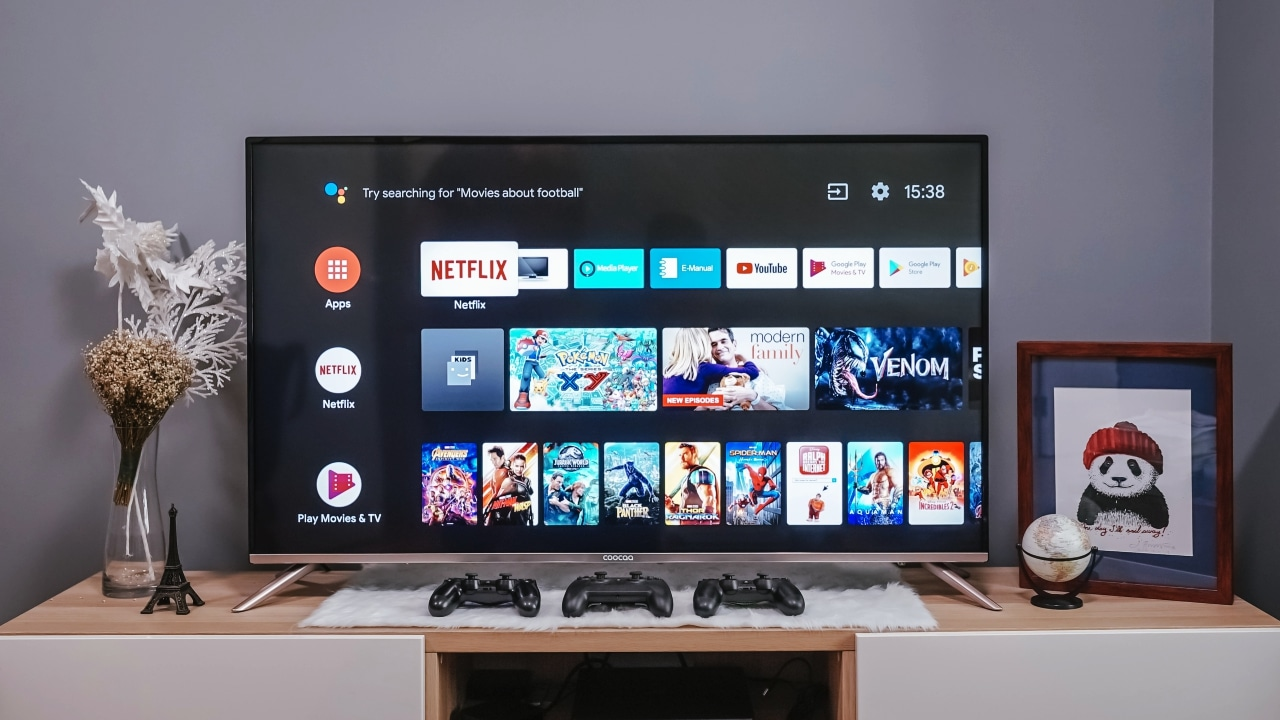 Image result for Smart TV Coocaa 50S5G