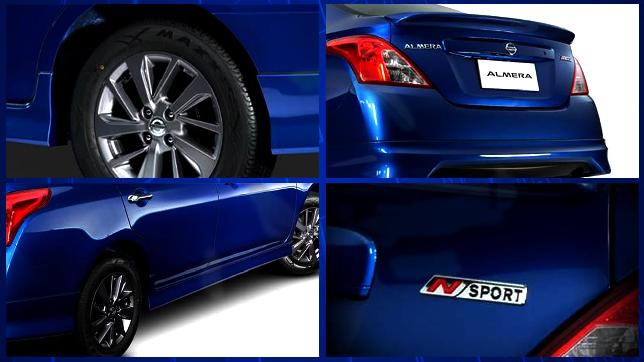 Nissan Almera gets extra flair with new N-Sport treatment ...