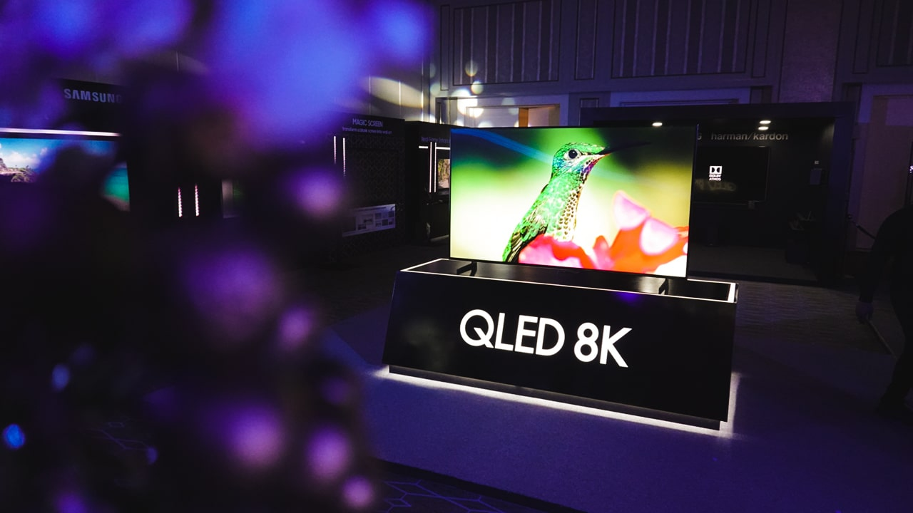 Samsung launches the QLED 8K TV in the Philippines - GadgetMatch