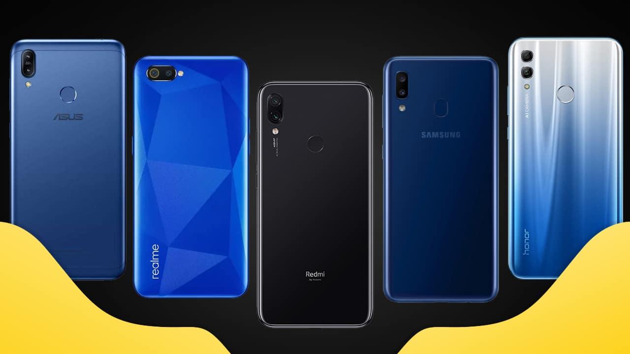 Best affordable camera phones 2020