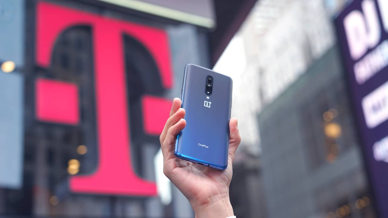 OnePlus 7 Pro is heading to the US through T-Mobile's LTE