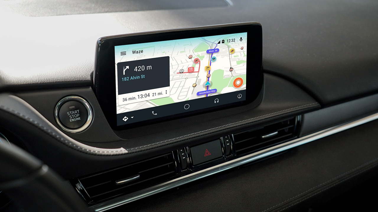 Mazda Smartphone Mirroring Upgrade Kit now available