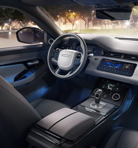 What Makes The 2020 Range Rover Evoque One Of The Safest