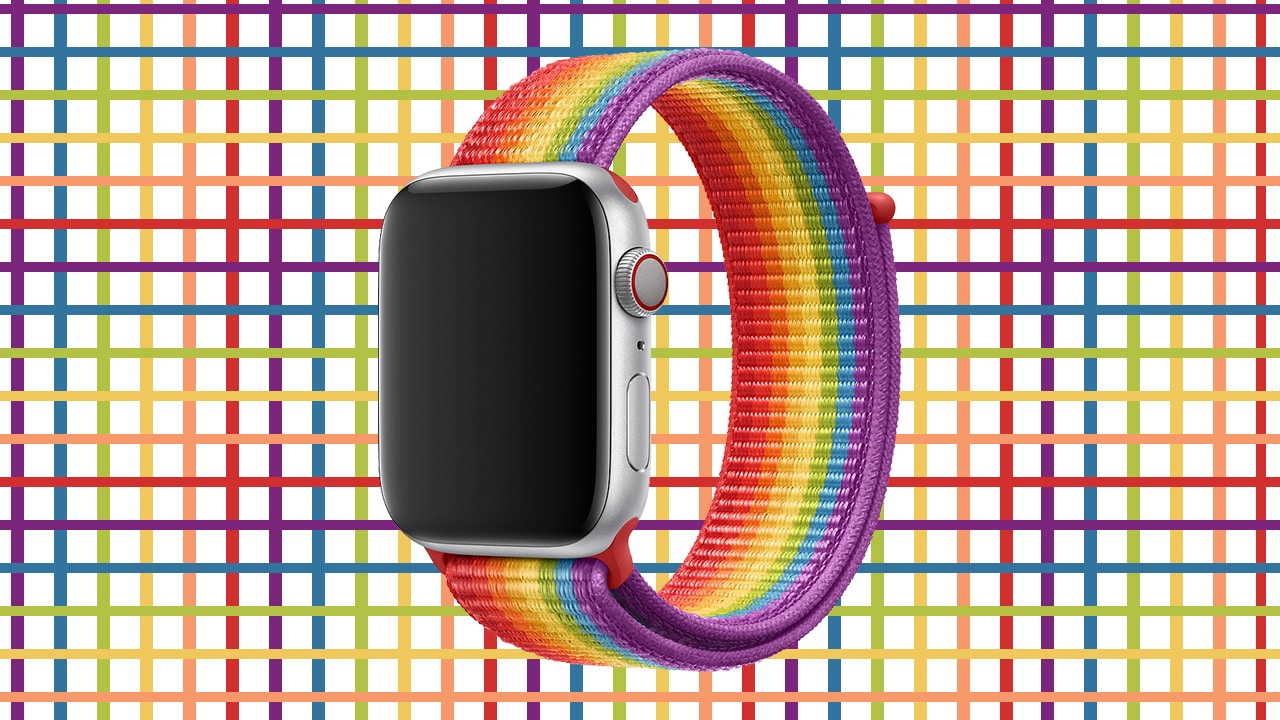 tech brands celebrating pride month