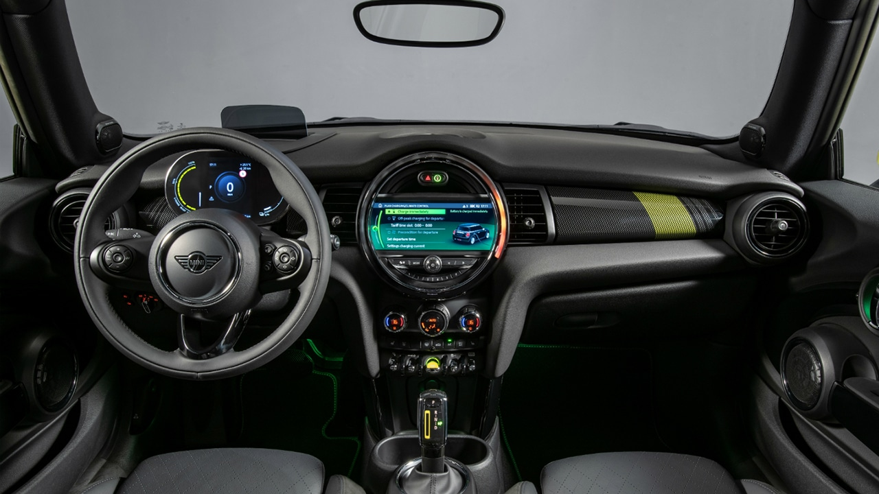 This is Mini's all-electric vehicle - GadgetMatch