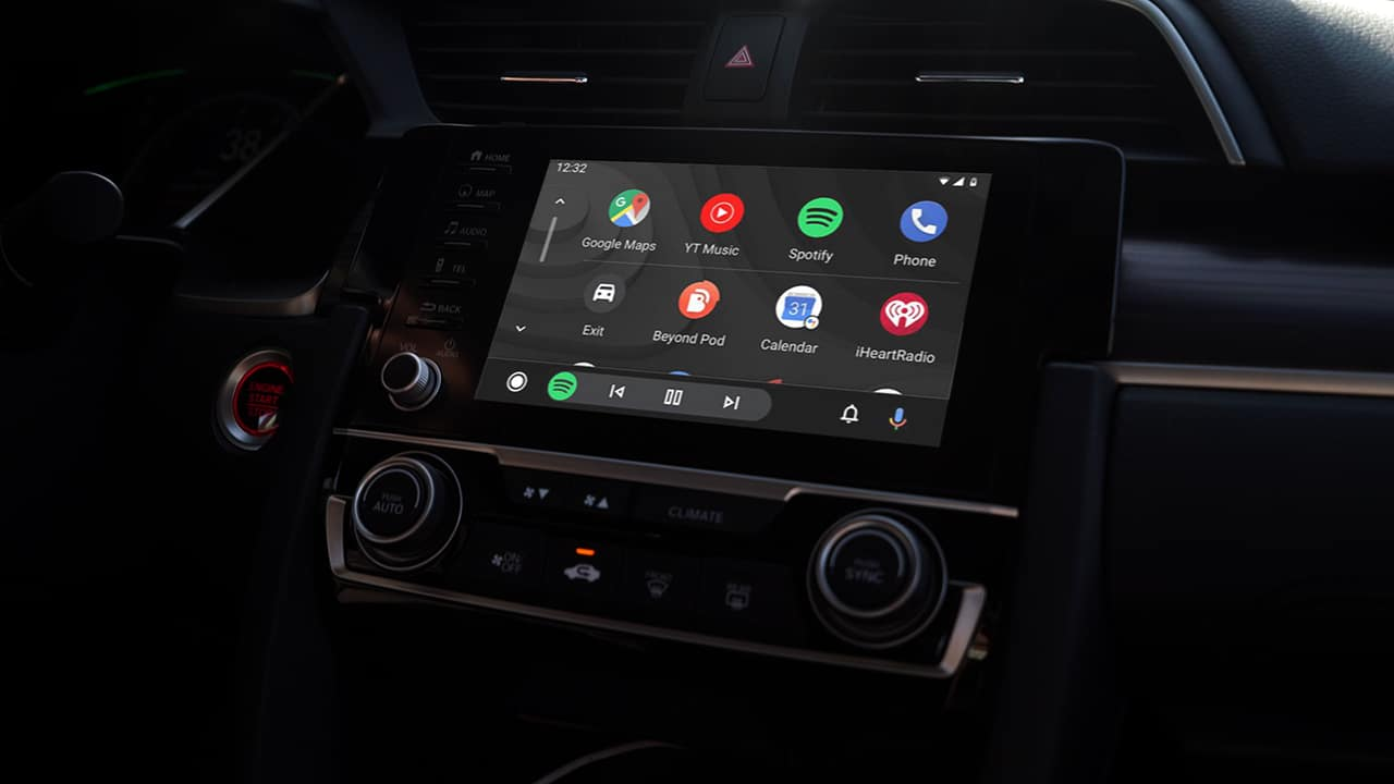 Spotify Quiet On Android Auto
