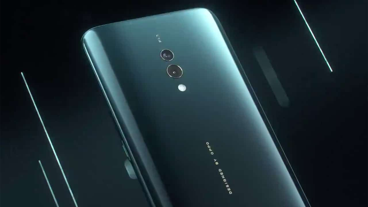 OPPO K3 is a fancier looking Realme X at the same price